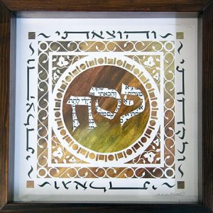 The Pesach Tray